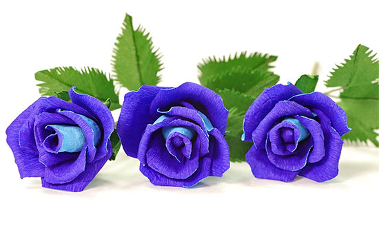 The Blue Roses Meaning in Art