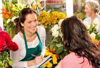 Differences Between an Online Florist and a Retail Florist