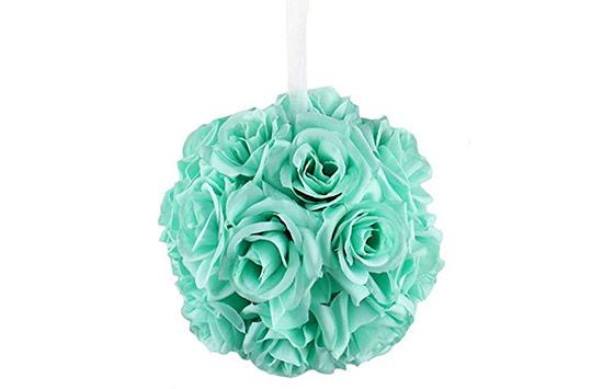 Mint Green Flower