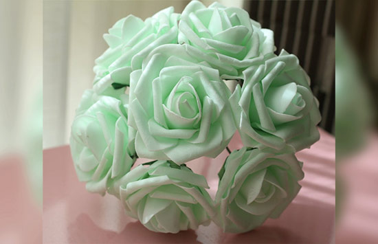 Mint Green Rose