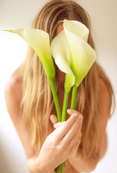 Calla Lily rose