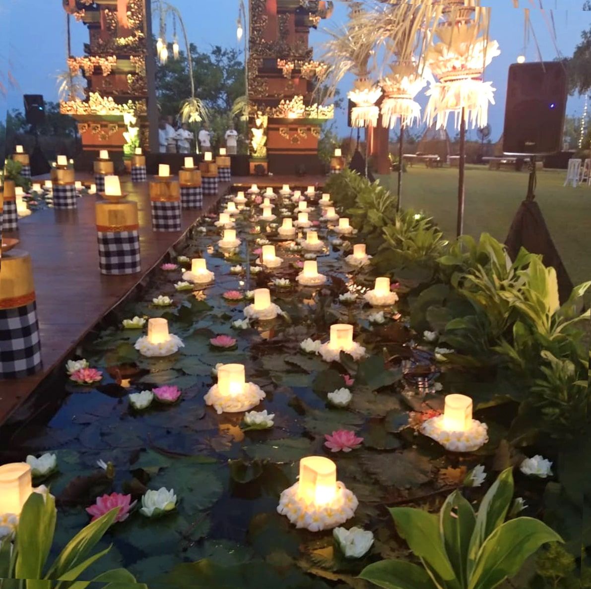 Frangipani Flower Religious meaning in bali